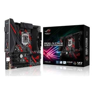 ASUS ROG STRIX B360-G GAMING mATX Motherboard