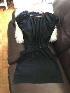 Hugo Boss black dress, size 4 / small