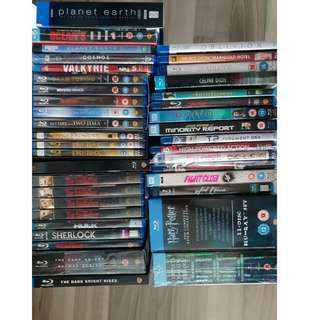 Bluray movies for sale! Supercheap to clear