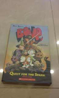 Bone- Quest For the Spark (Book One (