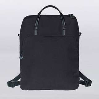 Crumpler Bell Collection Currer 15-inch Laptop Backpack - Black