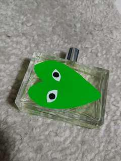 Comme Des Garcon Play Green Edt