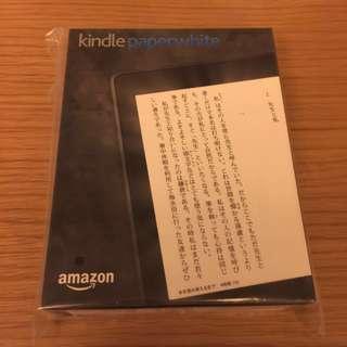 Kindle Paperwhite e-ink e-reader 4GB (Jap ver / Black) 300dpi