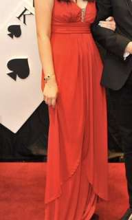 Marry Merry Stunning red maxi dress