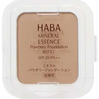 🚚 BNIP Haba Mineral Essence Powdery Foundation Refill
