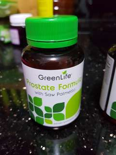 🚚 BUY 1 FREE 1 GreenLife Prostate Formula with Saw Palmetto