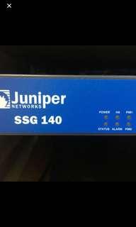 JUNIPER SSG 140