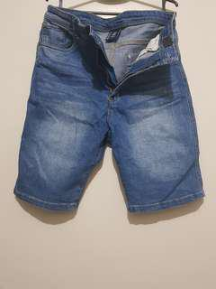 Beverly Hills Denim Shorts Kids