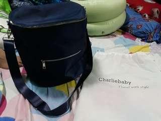 Diaper bag (Charlie baby navy blue)