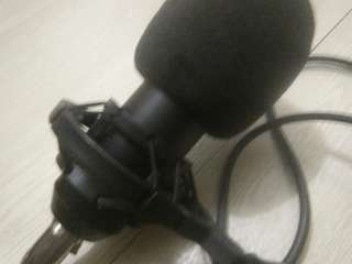 BM-800 Condenser Microphone FOR RECORDING