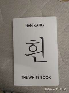 The White Book - Han Kang