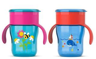 Avent grow cup