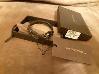 全新Bottega Veneta BV 男女裝真皮手繩bracelet