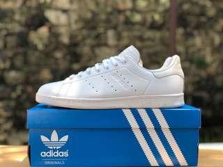 Adidas Stan Smith 'TRIPLE WHITE' (Size 10)