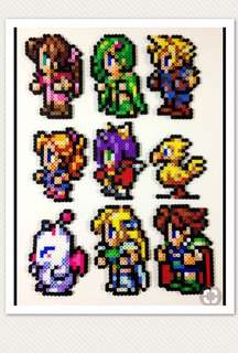 Final Fantasy Designs