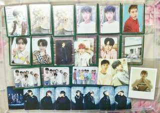 MONSTA X PHOTOCARDS SALE!