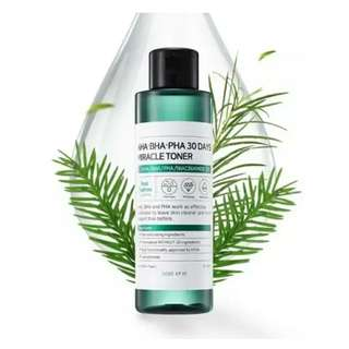Some by MI miracle toner - AHA-BHA-PHA 30 Days Miracle Toner 150mL