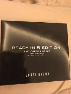 Bobbi brown makeup ser