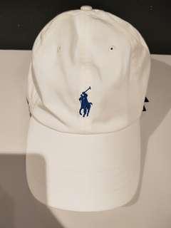 🚚 Polo 白色老帽