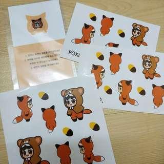 EXO D.O EMW Sticker