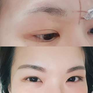 <$188> Korean Powder eyebrow Embroidery - East SG