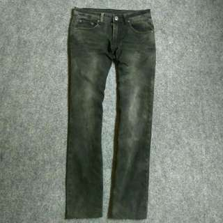 DSQUARED2 Slimfit Straight Jeans Made in Italy