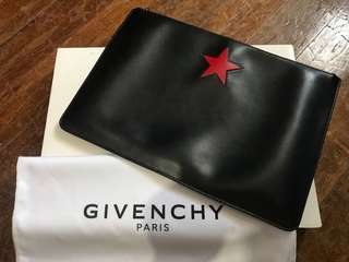 Authentic Givenchy Clutch Bag