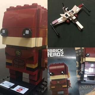 BrickHeadz The Flash