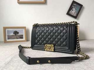 Authentic Chanel Chain Sling