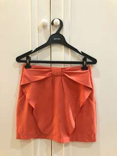 REPRICE!!! Bow Skirt