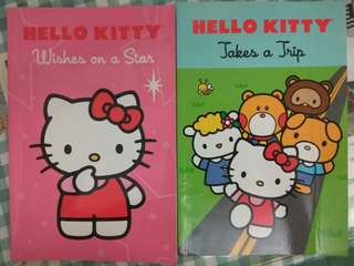 Hello kitty story book