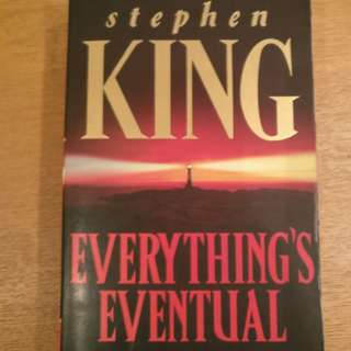 🚚 Everything's Eventual by Stephen King