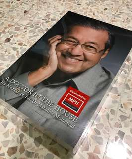 """A Doctor In The House"" book to sell"
