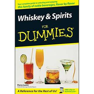ebook: Whiskey and Spirits For Dummies