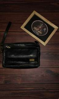 Luciano Clutch Genuine Leather
