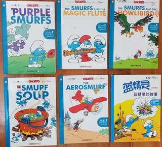Smurfs Comics
