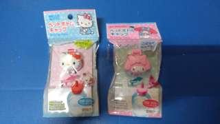 Hello Kitty & MeIody水樽蓋