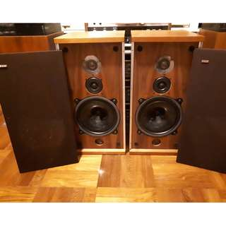 B&W DM-4 Speakers