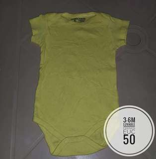 3-6m onesie
