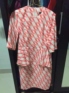 Afaf pattern dress