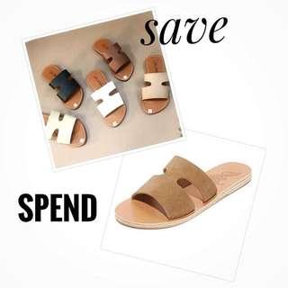 Bestsellers sandals