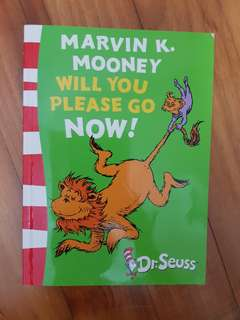 Dr Seuss - Will You Please Go Now!