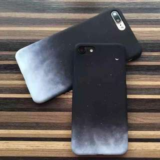 Midnight Hard Case- Iphone Vivo Oppo Huawei Samsung
