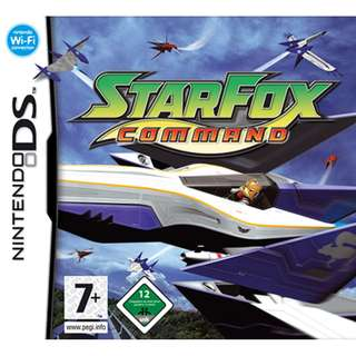 Nintendo DS - Starfox Command