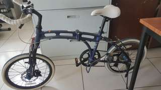 DOPPELGANGER Japanese Folding bike