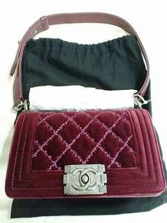 Chanel Le Boy Dinner Bag (small)