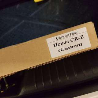 HONDA CRZ - CABIN CARBON ACTIVATED AIRCOND FILTER