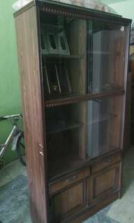 Displayer cabinet