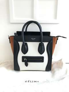 New! Celine Nano Luggage