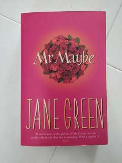 Mr Maybe - Jane Green